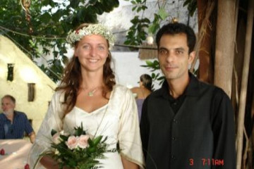 Galerie: Die Hochzeit evening 1 Finca Argayall (La Gomera)