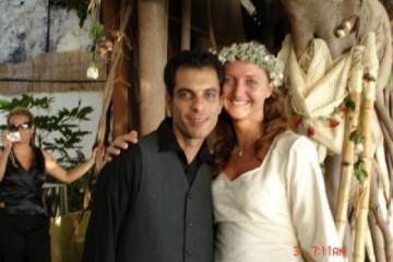 Galerie: Die Hochzeit evening 2 Finca Argayall (La Gomera)