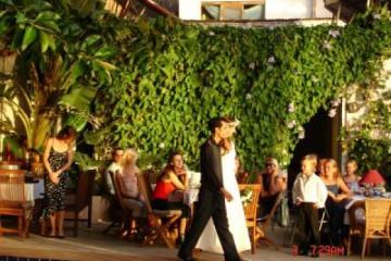Galerie: Die Hochzeit evening 4 Finca Argayall (La Gomera)