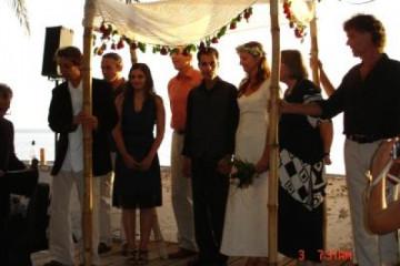 Galerie: Die Hochzeit evening 6 Finca Argayall (La Gomera)