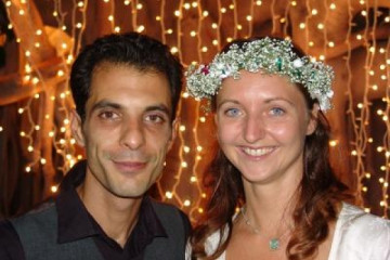 Galerie: Die Hochzeit evening stars Finca Argayall (La Gomera)