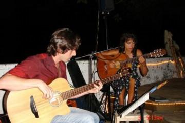 Galerie: Die Hochzeit music 1 Finca Argayall (La Gomera)