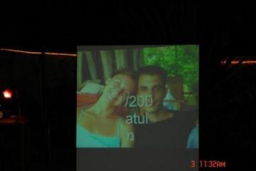 Galerie: Die Hochzeit spaet 1a Finca Argayall (La Gomera)