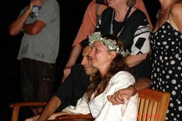 Galerie: Die Hochzeit spaet 2 Finca Argayall (La Gomera)