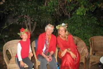 Galerie: Tanz in den Mai maitanz 06 04 31 Finca Argayall (La Gomera)