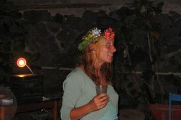 Galerie: Tanz in den Mai maitanz 3 06 04 31 Finca Argayall (La Gomera)