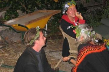 Galerie: Tanz in den Mai maitanz 4 06 04 31 Finca Argayall (La Gomera)