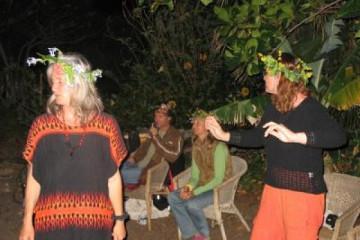 Galerie: Tanz in den Mai maitanz 5 06 04 31 Finca Argayall (La Gomera)