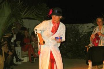 Galerie: Sylvester 2004 life nyeshow10 Finca Argayall (La Gomera)