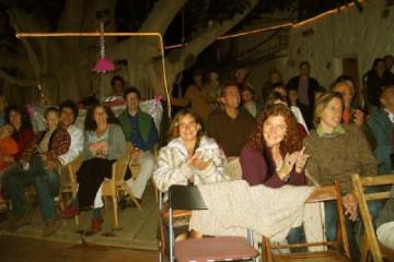 Galerie: Sylvester 2004 life nyeshow15 Finca Argayall (La Gomera)