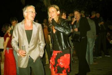 Galerie: Sylvester 2004 life partyamigrace 20041231 Finca Argayall (La Gomera)