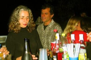Galerie: Sylvester 2004 life partyarnaiadan 20041231 Finca Argayall (La Gomera)