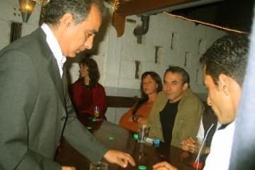 Galerie: Sylvester 2004 life partygambling 20041231 Finca Argayall (La Gomera)
