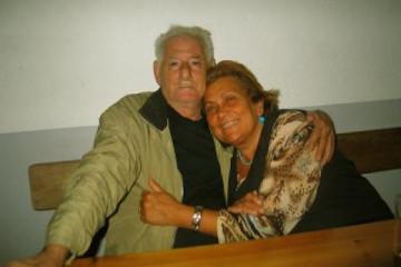 Galerie: Sylvester 2004 life partyitaliani 20041231 Finca Argayall (La Gomera)