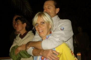 Galerie: Sylvester 2004 life partysujatiya 20041231 Finca Argayall (La Gomera)