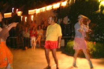 Galerie: Highlights 2004 life badtasteparty03 20030715 Finca Argayall (La Gomera)