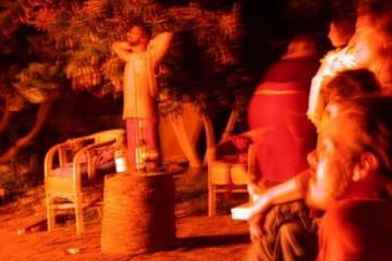 Gallery: Highlights 2004 life burningman2 20040322 Finca Argayall (La Gomera)