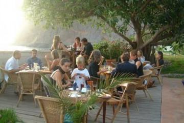 Galerie: Highlights 2004 life fincarestaurant01 20040630 Finca Argayall (La Gomera)