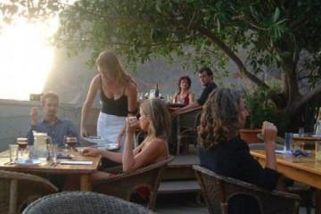 Gallery: Highlights 2004 life fincarestaurant03 20040630 Finca Argayall (La Gomera)
