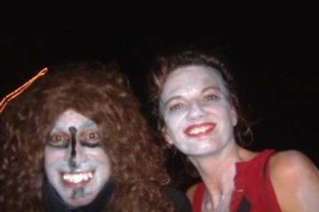Gallery: Highlights 2004 life halloween03 20041031 Finca Argayall (La Gomera)