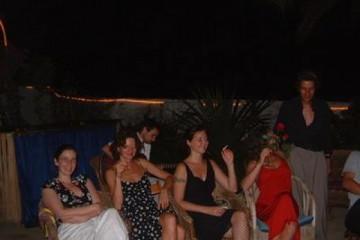 Galerie: Highlights 2004 life partyforthewomen01 20040915 Finca Argayall (La Gomera)