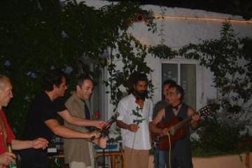 Gallery: Highlights 2004 life partyforthewomen04 20040915 Finca Argayall (La Gomera)