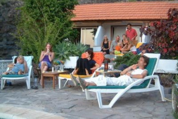 Galerie: Highlights 2004 life poolpartyretreat 20040629 Finca Argayall (La Gomera)
