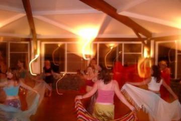Galerie: Highlights 2004 life yogabellydance 20041203 Finca Argayall (La Gomera)