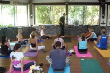 Gallery: Highlights 2004 life yogasession01 20040728 Finca Argayall (La Gomera)