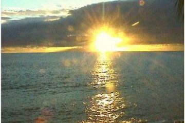 Galerie: Die besten Aussichten 2004 ocean classicsunset 20020306 Finca Argayall (La Gomera)