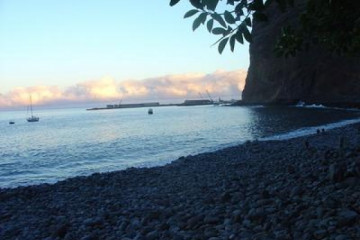 The best views 2004 ocean harbourclouds 20040825 Finca Argayall (La Gomera)
