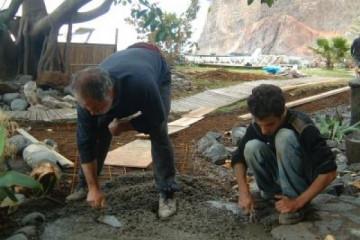 Galerie: Fincawege 2005/06 Nov. Jan. o6 060 Finca Argayall (La Gomera)