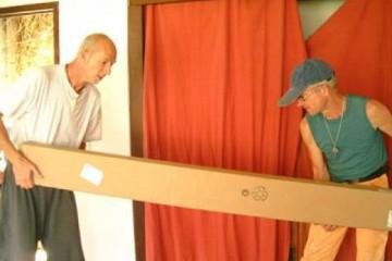 Galerie: Projekte 2003-2004 projects danisfloor01 20031020 Finca Argayall (La Gomera)
