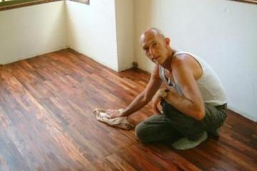 Galerie: Projekte 2003-2004 projects danisfloor02 20031020 Finca Argayall (La Gomera)