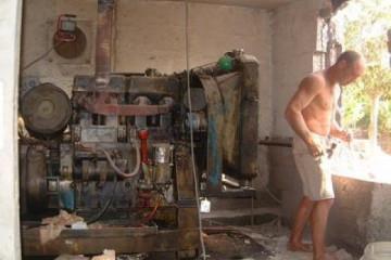 Galerie: Projekte 2003-2004 projects generator02 20040931 Finca Argayall (La Gomera)
