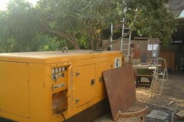 Galerie: Projekte 2003-2004 projects generator03 20040931 Finca Argayall (La Gomera)