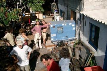 Galerie: Projekte 2003-2004 projects generator08 20041115 Finca Argayall (La Gomera)