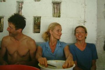 Gallery: Excrew and friends 2004 adios excrew zgeorginabrigitt 20030725 Finca Argayall (La Gomera)