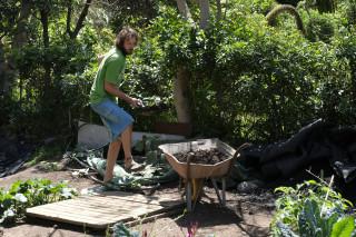 Nachhaltig leben action1800x1200 Finca Argayall (La Gomera)