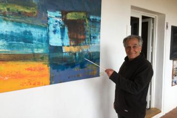 Galerie: Covid Zeiten paintingjob1800x1200 Finca Argayall (La Gomera)