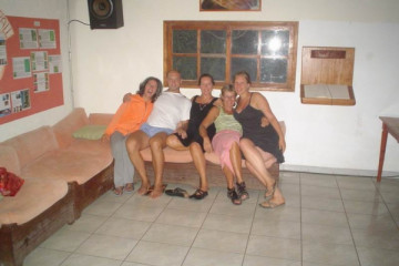 Galerie: Finca Crew 2007 crew 2007 017 Finca Argayall (La Gomera)