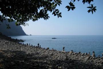 Ocean views 2007 meerblicke 2007 0001 Finca Argayall (La Gomera)