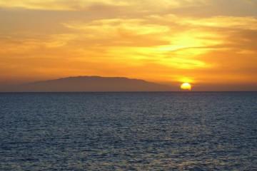 Ocean views 2007 meerblicke 2007 0021 Finca Argayall (La Gomera)