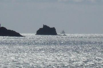 Ocean views 2007 meerblicke 2007 0025 Finca Argayall (La Gomera)
