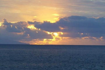 Ocean views 2007 meerblicke 2007 0030 Finca Argayall (La Gomera)