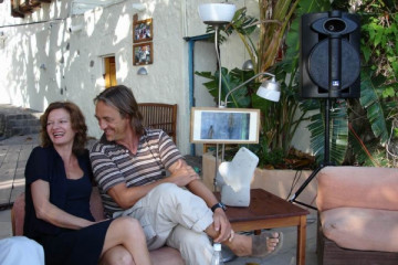 Galerie: Gerald 50igster Geburtstag bday gerald 50 00005 Finca Argayall (La Gomera)