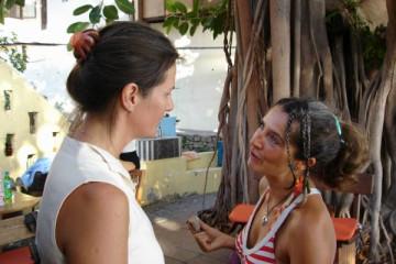 Galerie: Mamta wird 46 bday mamta 46 0010 Finca Argayall (La Gomera)