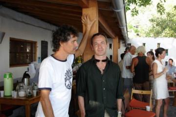 Galerie: Mamta wird 46 bday mamta 46 0011 Finca Argayall (La Gomera)