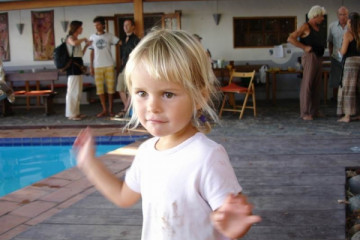 Galerie: Mamta wird 46 bday mamta 46 0012 Finca Argayall (La Gomera)