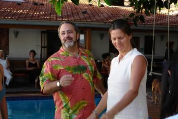 Galerie: Mamta wird 46 bday mamta 46 0014 Finca Argayall (La Gomera)